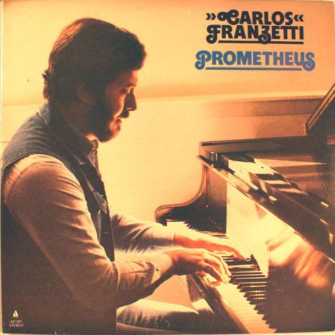 "Carlos Franzetti Vinyl 12"""