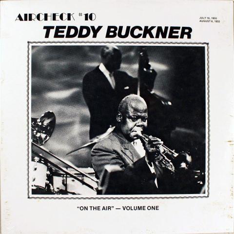 """Teddy Buckner Vinyl 12"""""""