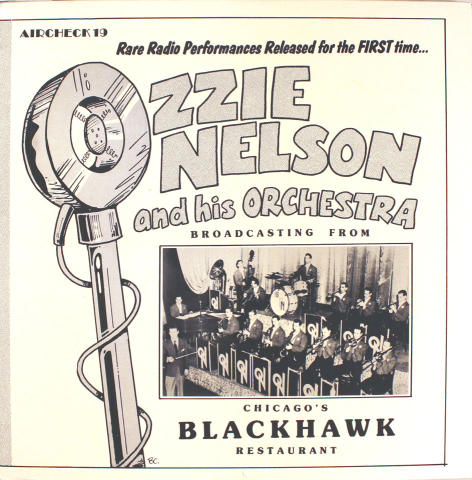 Ozzie Nelson And His Orchestra Vinyl 12""
