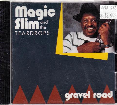 Magic Slim And The Teardrops CD