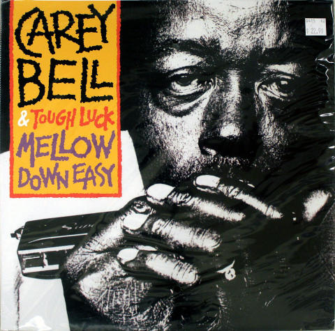 """Carey Bell & Tough Luck Vinyl 12"""""""