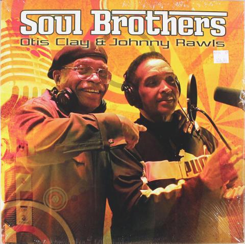 "Otis Clay Vinyl 12"""