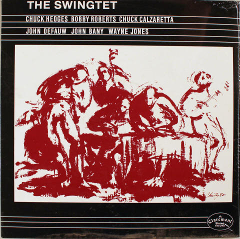 "The Swingtet Vinyl 12"""