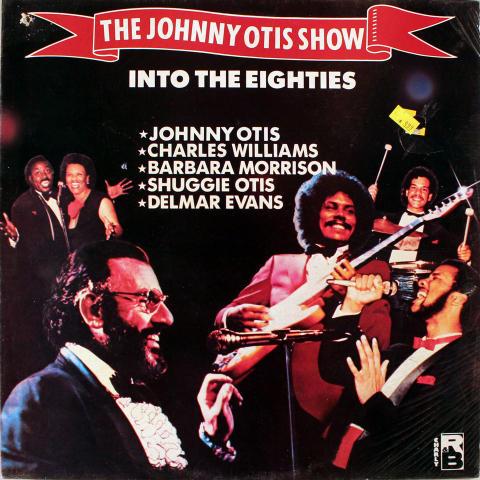 """Johnny Otis Vinyl 12"""""""