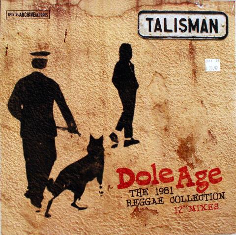 """Talisman Vinyl 12"""""""