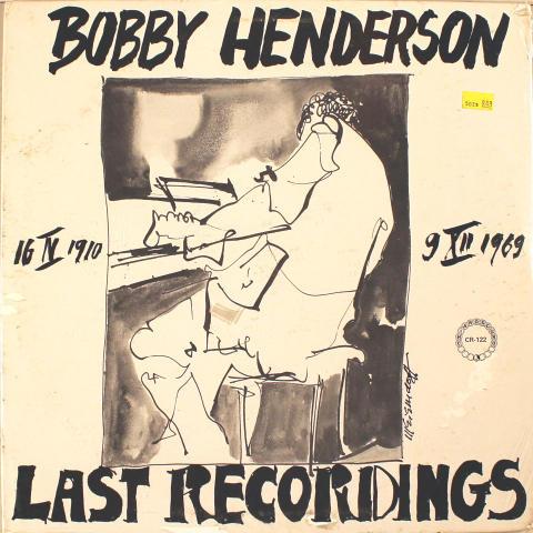 "Bobby Henderson Vinyl 12"""