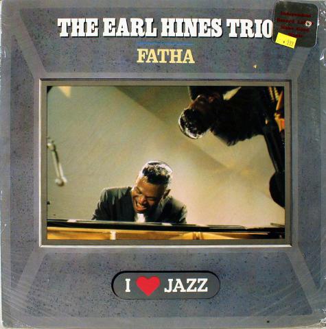 """Earl Hines Trio Vinyl 12"""""""