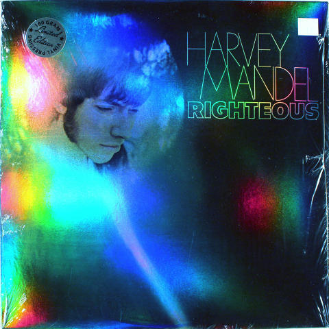 "Harvey Mandel Vinyl 12"""