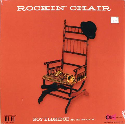 """Roy Eldridge And His Orchestra Vinyl 12"""""""