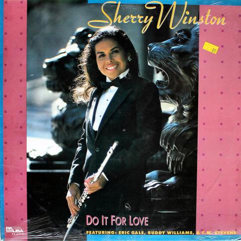 """Sherry Winston Vinyl 12"""""""