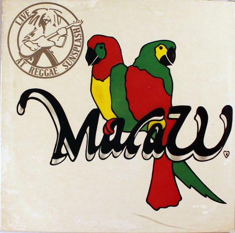 """Macaw Vinyl 12"""""""