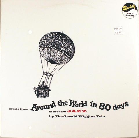 """Gerald Wiggins Trio Vinyl 12"""""""