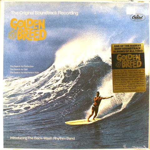 "Golden Breed Vinyl 12"""