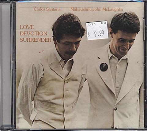 Carlos Santana CD
