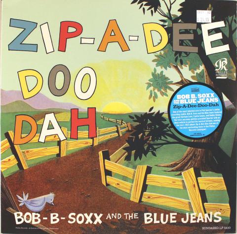 """Bob B. Soxx & The Blue Jeans Vinyl 12"""""""