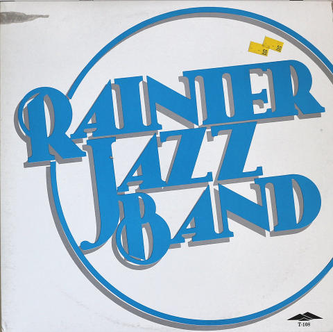 Rainier Jazz Band Vinyl 12""