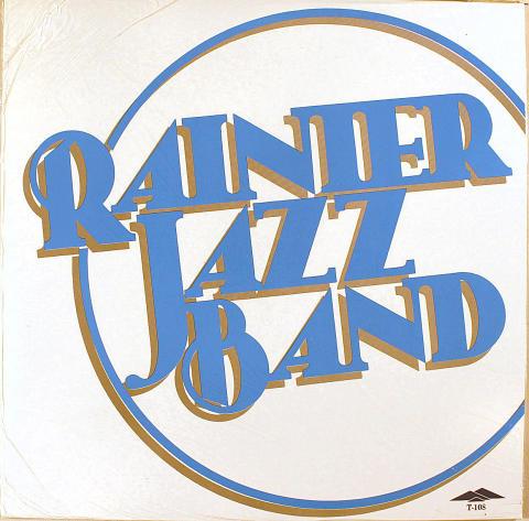 "Rainier Jazz Band Vinyl 12"""