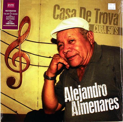 "Alejandro Almenares Vinyl 12"""