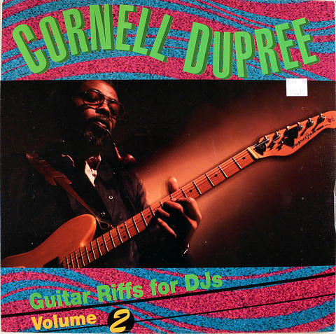 "Cornell Dupree Vinyl 12"""