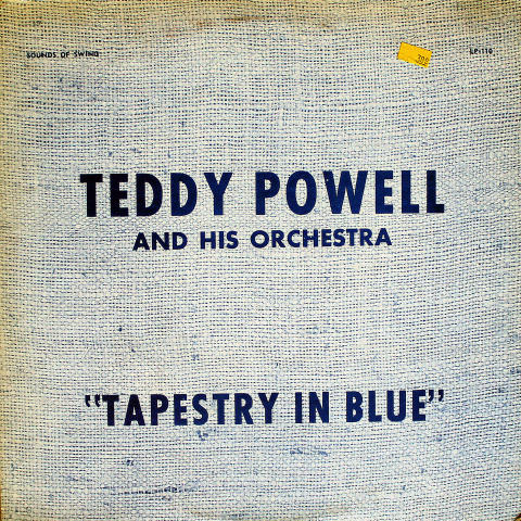 """Teddy Powell And His Orchestra Vinyl 12"""""""