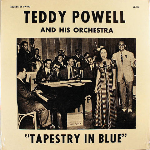 Teddy Powell And His Orchestra Vinyl 12""