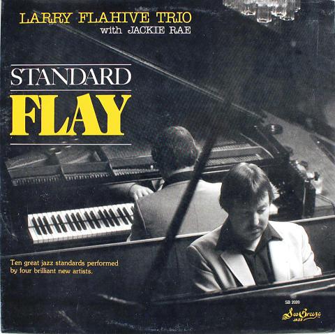 """Larry Flahive Trio Vinyl 12"""""""
