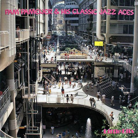 "Pam Pameijer & His Classic Jazz Aces Vinyl 12"""