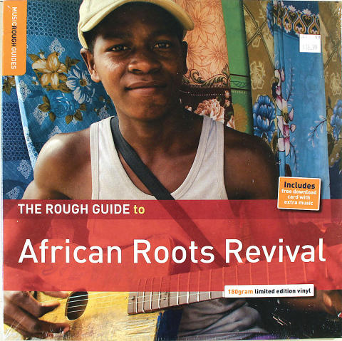 """The Rough Guide To African Roots Revival Vinyl 12"""""""