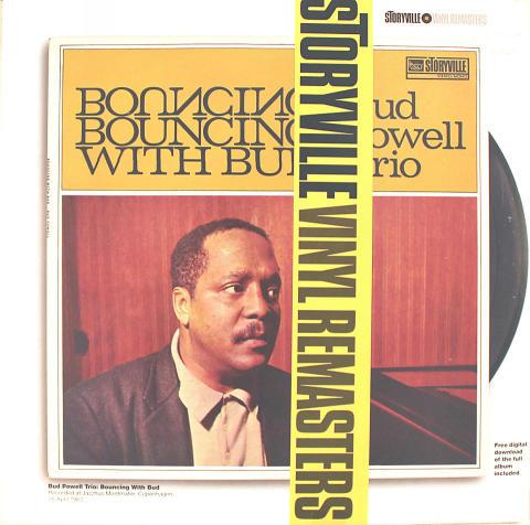 "Bud Powell Trio Vinyl 12"""
