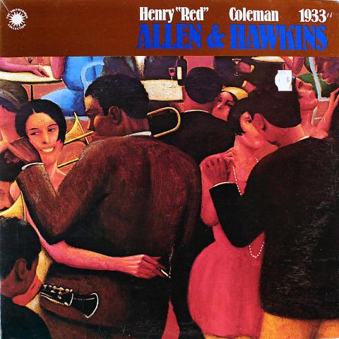 """Allen & Hawkins Vinyl 12"""""""