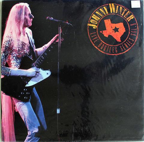 """Johnny Winter Vinyl 12"""""""