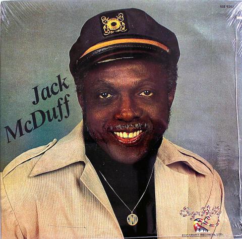 "Jack McDuff Vinyl 12"""