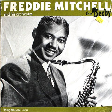 """Freddie Mitchell Vinyl 12"""""""