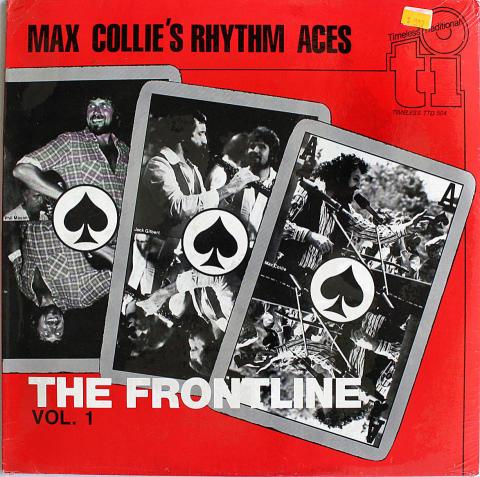 "The Frontline Vol. 1 Vinyl 12"""
