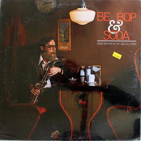 "Eddie Berger & The Jazz All Stars Vinyl 12"""