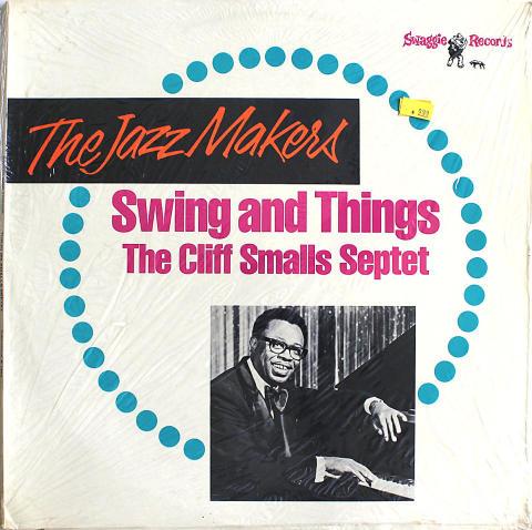 "Cliff Smalls Septet Vinyl 12"""