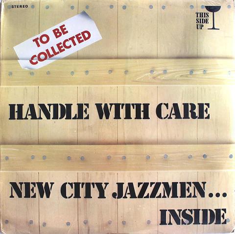 """New City Jazzmen Vinyl 12"""""""