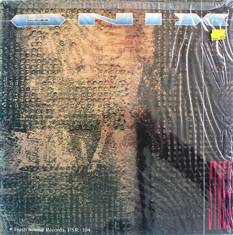"Onix Vinyl 12"""