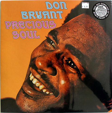 "Don Bryant Vinyl 12"""