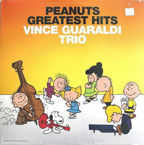 """Vince Guaraldi Trio Vinyl 12"""""""