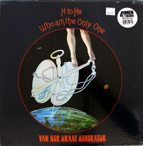 """Van Der Graaf Generator Vinyl 12"""""""