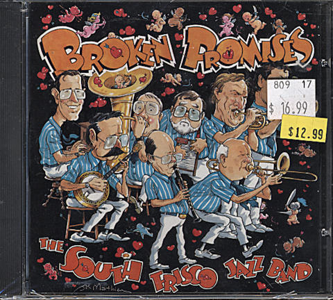 South Frisco Jazz Band CD