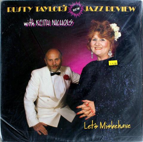 "Rusty Taylor Vinyl 12"""