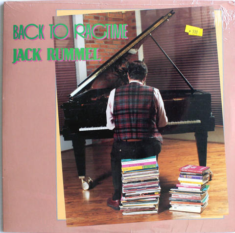 """Jack Rummel Vinyl 12"""""""