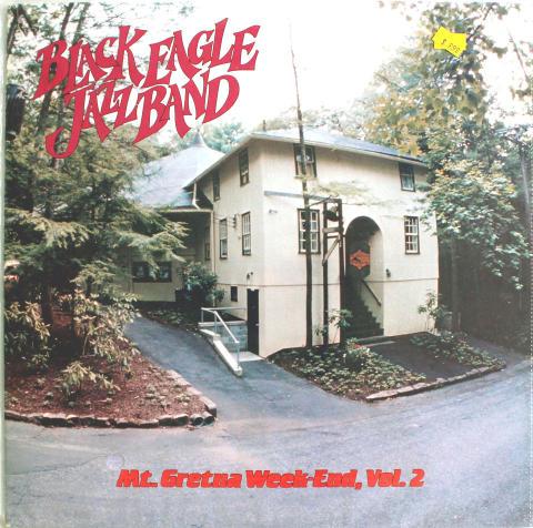"Black Eagle Jazz Band Vinyl 12"""