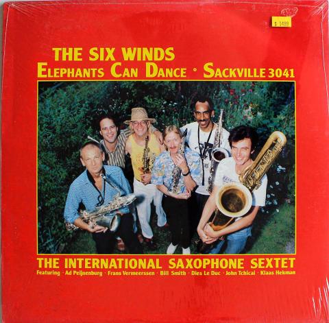 "The Six Winds Vinyl 12"""