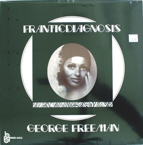 "George Freeman Vinyl 12"" (New)"