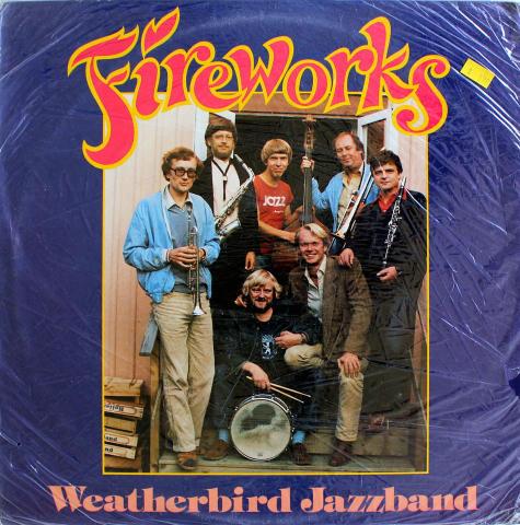 """Weatherbird Jazzband Vinyl 12"""""""