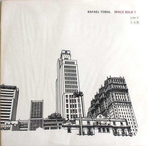 "Rafael Toral Vinyl 12"""