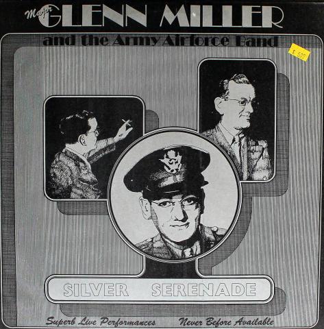 "Major Glenn Miller And The Army Air Force Band Vinyl 12"""